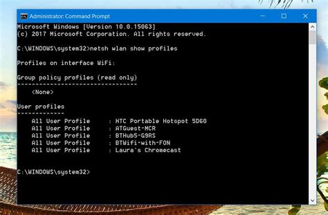 tutorial hack cmd how to hack wifi password using cmd command prompt ugoxy