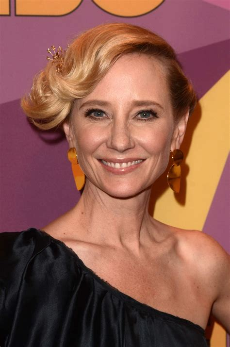 anne heche anne heche at instyle warner bros golden globes after