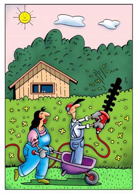 garten comic nachbarn by kurtu media culture toonpool