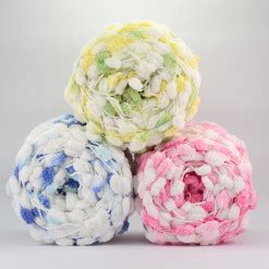 Baby Jumper Katun Bambu Cotton Bamboo benang rajut polyester crafts