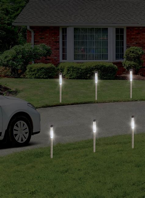 light up driveway markers solar driveway markers carolwrightgifts com