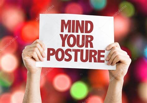 Mind Your mind your posture card stock photo 169 gustavofrazao 84017262