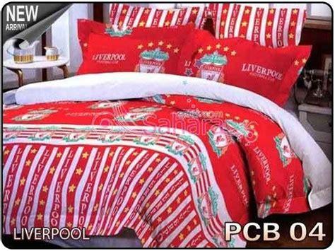 180 Sprei California Scarlet No 1 harga bed cover jual murah harga bed cover liverpool