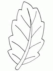 leaf coloring page leaf coloring pages