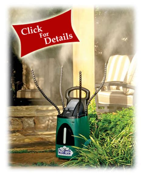 backyard mosquito control systems mister green mosquito control mister