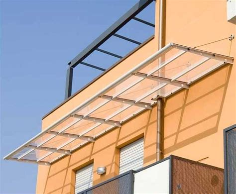 tettoie leggere tettoia in policarbonato tettoie e pensiline