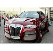 True Story The World's Ugliest BMW X6 Will Cost You $100000