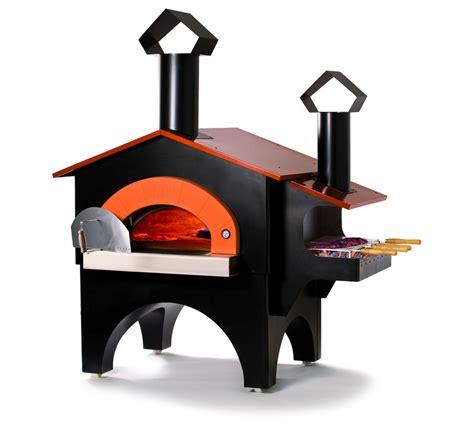 forni a legna e barbecue da giardino alfa pizza forno a legna da esterno e barbecue
