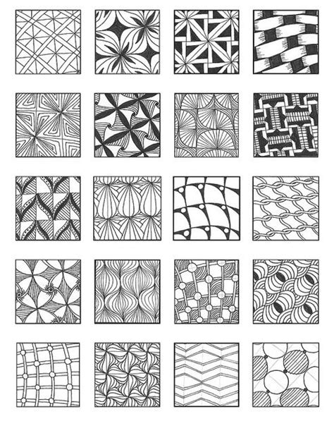 zentangle pattern library 78 images about patterns polyhedra on pinterest keith