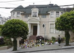 Next Doormat Mrs Doubtfire House Targeted By Arsonist San Francisco