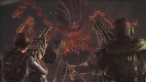 Kaset Ps4 Resident Evil Revelations review resident evil revelations ps4 atomix