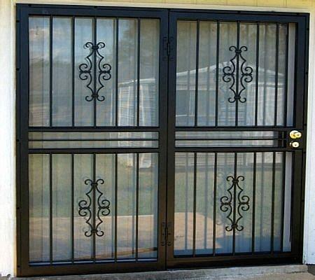 Security Bars For Patio Doors Midstate Burglar Bars Security Doors Patio Security Doors