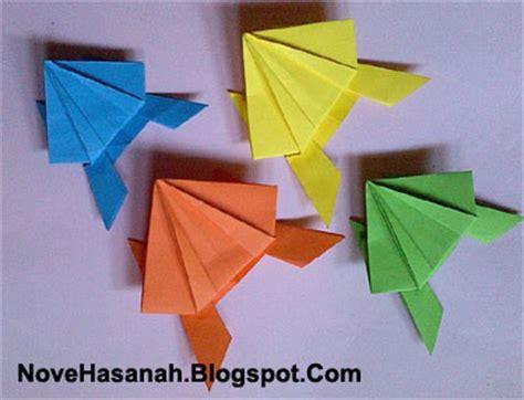 Origami Dekoratif 3 Dimensi august 2015