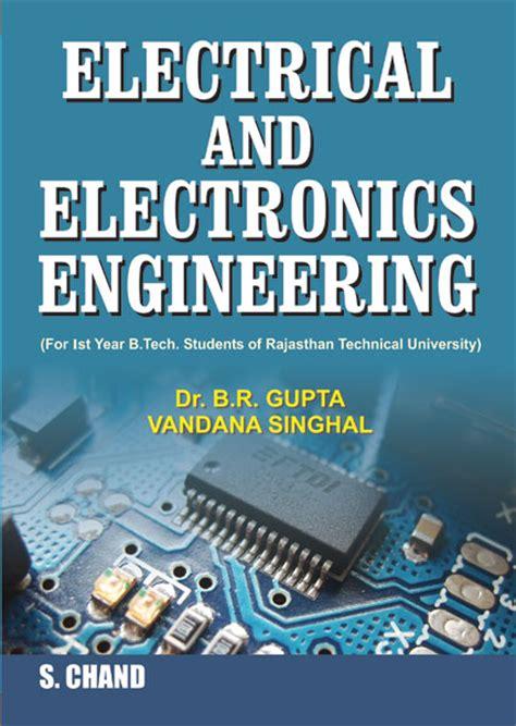 electrical  electronics engineering    gupta