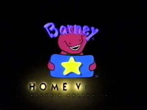 Barney And The Backyard Gang Youtube Barney Home Classic Collection Logo 1995 Low