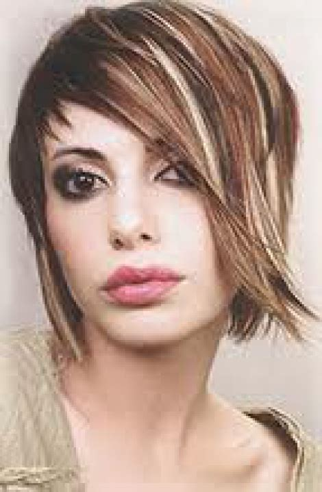 womans haircut foils foiled short hair styles hairstyle gallery