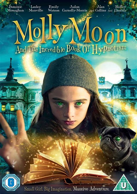 Molly And The by The Trailer For Molly Moon And The Book