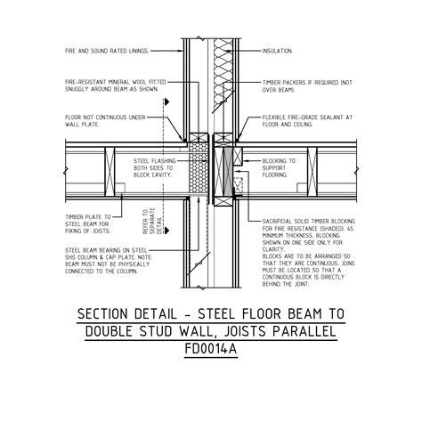 section beam mrtfc building class 1a townhouses woodsolutions