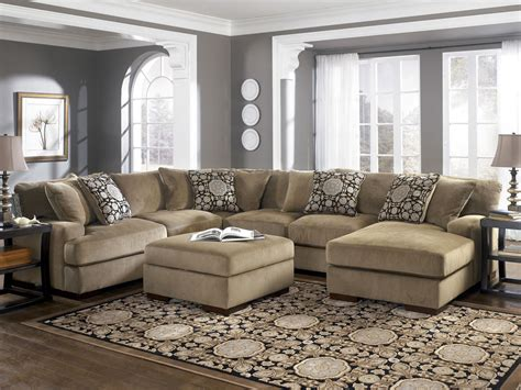 stunning u shaped sectional sofa with chaise all about