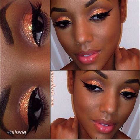 Feeling Shimmery Today by Feeling A Spicy Add Some Shimmer To The Eye