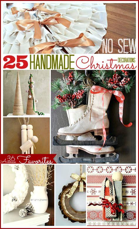Handmade Decorations For - 25 handmade decorations the 36th avenue