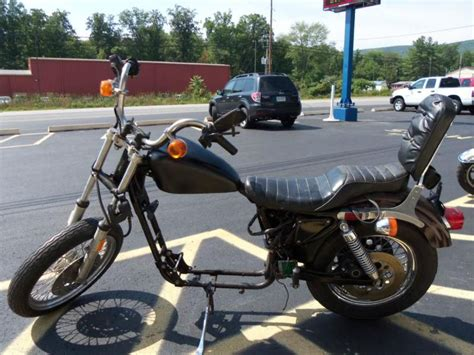Harley Davidson Rolling Chassis by 1990 Harley Davidson Sportster Rolling Chassis For Sale On