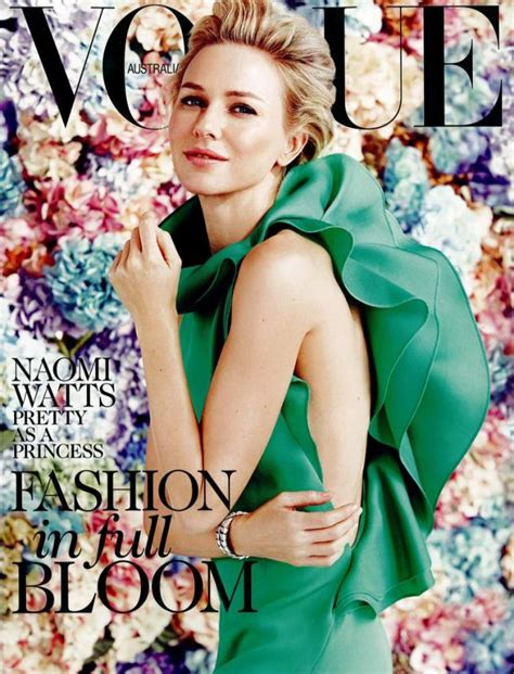 On The Cover Of Vogue This February by Watts On The Cover Of Vogue Australia Feb 2013