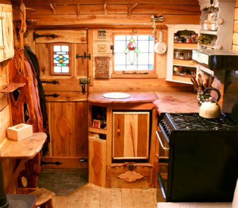 Blacksmith Home Decor by Living In A Van Rustic Cozy Converted Campers