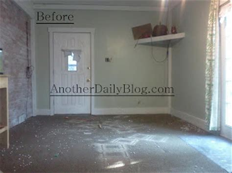 1 year hit on hardwood floor another daily diy how to make plywood subfloor look