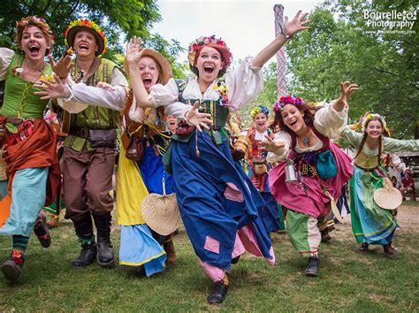 How Acting in a Renaissance Faire Has Made Me a Better