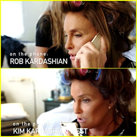 Neiers Vanity Fair Phone Call by I Am Cait Clip Caitlyn Jenner Received Sweet Calls From