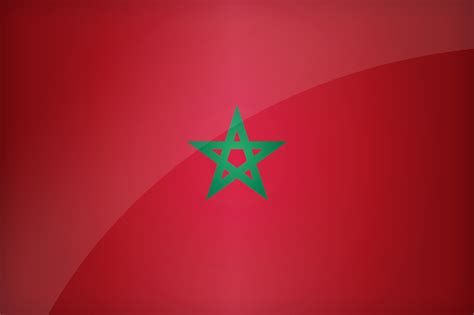 Maroccan L by Flag Morocco The National Moroccan Flag