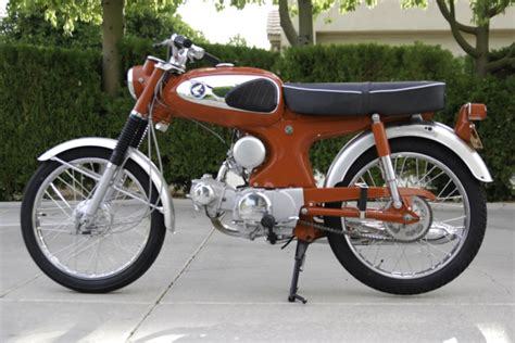 reader restoration a sweet 1965 honda s90 before and