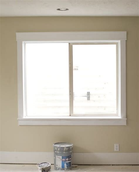 modern window casing window trim window and door trim designs pinterest