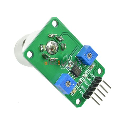 Mg 811 Co2 Gas Sensor By Akhi Shop mg811 co2 carbon dioxide gas sensor module detector with