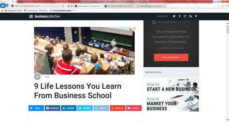 Lessons Learned From Mba Program by 9 Lessons You Learn From Business School Meet