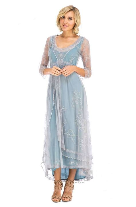 Chik Dress 40163 nataya downton inspired dress