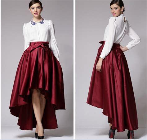 kamdora skirts who wore it best the ss14 runway silk pleated ruffle