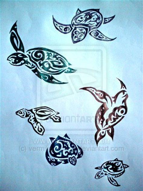 tribal turtle tattoo designs 30 best tribal turtle stencils images on
