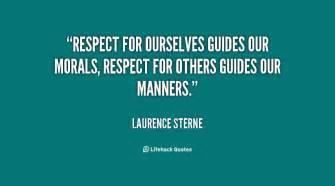 respect quotes quotesgram