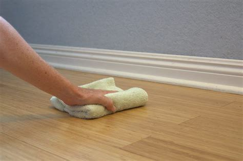 Clean Bamboo Floors by 25 Best Ideas About Bamboo Floor On Bamboo