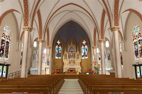 Catholic Church Renovations Remodeling Restoration Catholic Church Interior Design