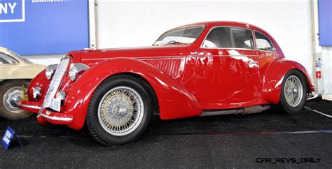 alfa romeo 6c gooding 2014 pebble beach highlights 1938 alfa romeo 6c