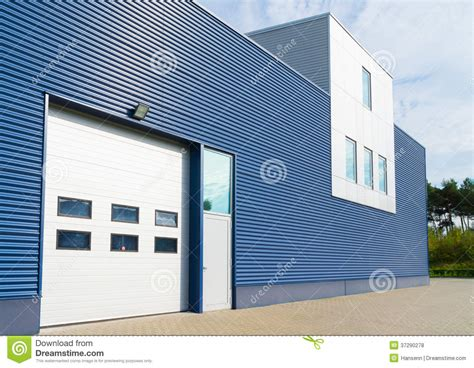 warehouse exterior royalty free stock photos image 37290278
