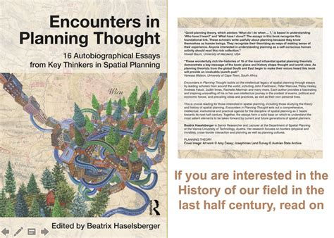 encounters of the second books encounters in planning thought smart cities