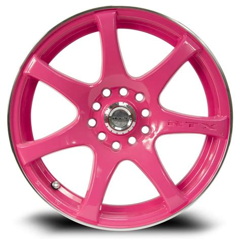 Pink Wheel by Rtx Wheels Ink Buy Pink Rims In Usa