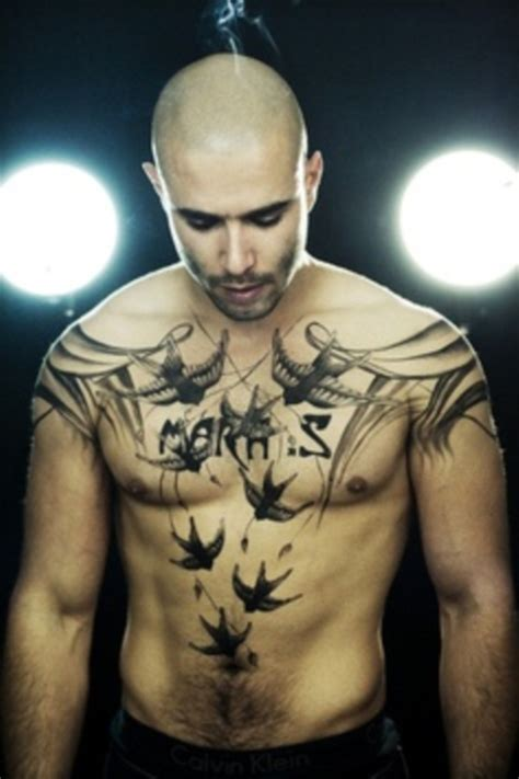tattoo chest guy 45 intriguing chest tattoos for men