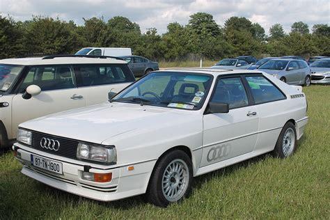Audi As by Audi Quattro