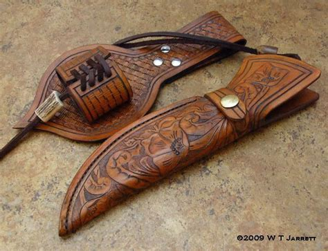 pattern for knife sheath very unique hunter with file work and two piece sheath