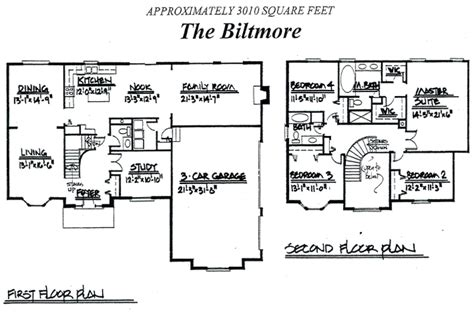 biltmore floor plan biltmore benchmark homes
